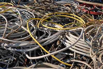 Ankauf von Elektroschrott - Schultz Recycling Kropp