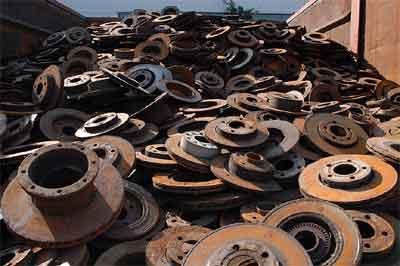 Schrotthandel in Kropp - Schultz Recycling