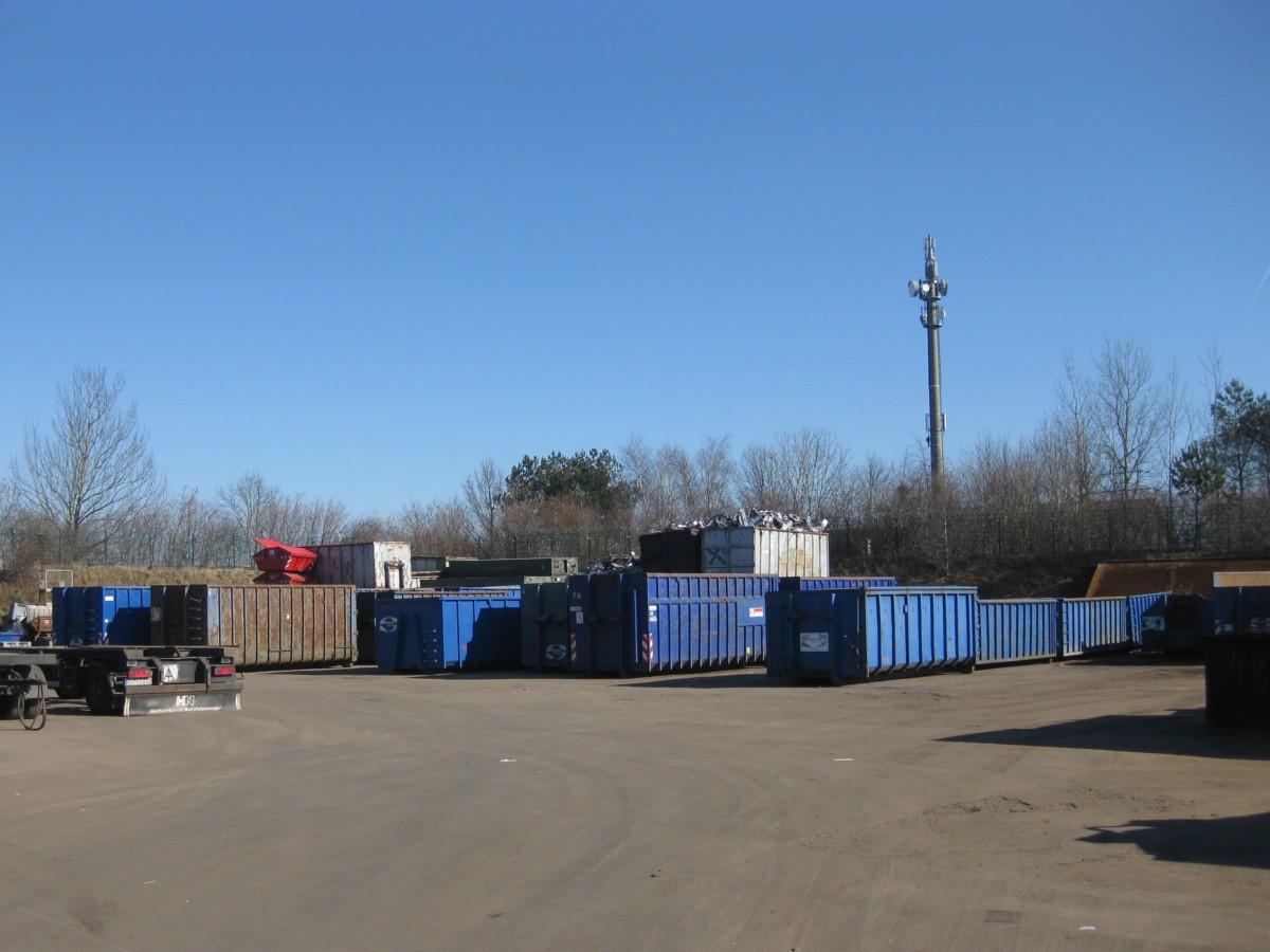 Containerdienst Kropp, Großraum Schleswig Flensburg - Schultz Recycling GmbH