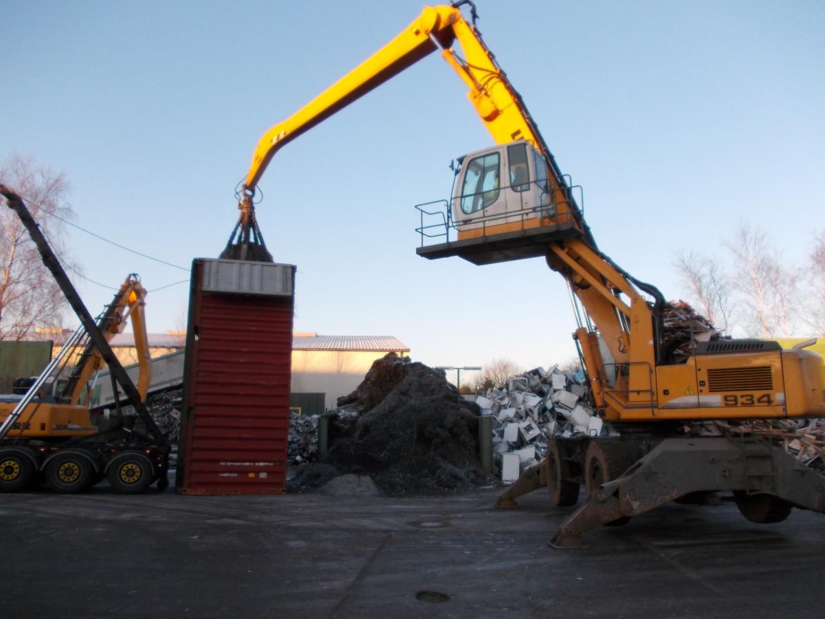 Schultz Recycling aus Kropp